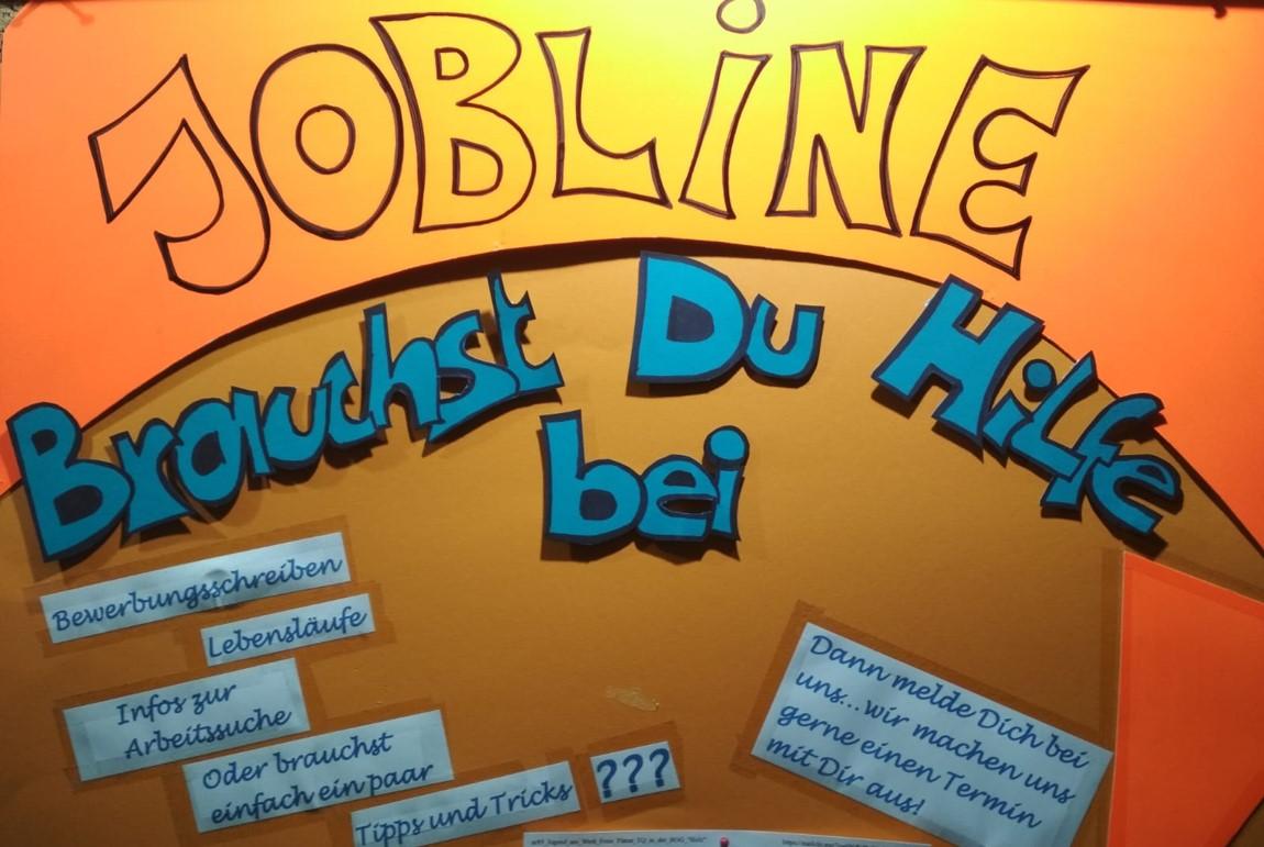 Beispiel für Unterstützungsangebote zur Arbeits- und Ausbildungssuche im Jugendzentrum. (c) Jovicic
